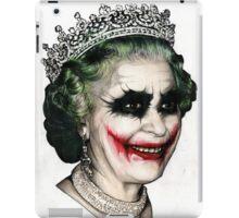 Jokerqueen iPad Case/Skin