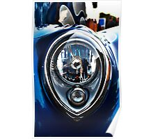 Willys coupe front light Poster