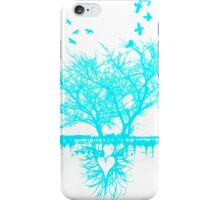 Everything Stems from L.O.V.E. iPhone Case/Skin