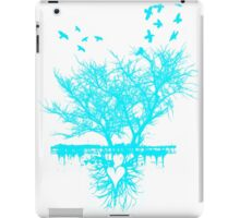 Everything Stems from L.O.V.E. iPad Case/Skin