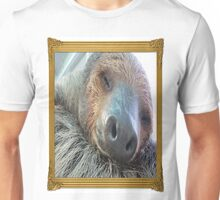 Sleepy Sloth Unisex T-Shirt
