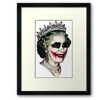 Jokerqueen Framed Print