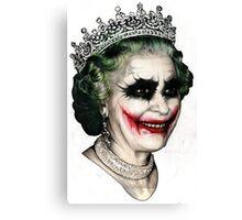 Jokerqueen Canvas Print