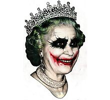 Jokerqueen Photographic Print