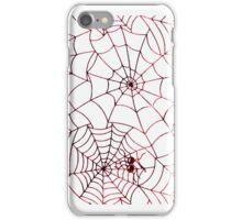 Spider Web iPod iPhone Case iPhone Case/Skin
