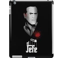 El Jefe iPad Case/Skin