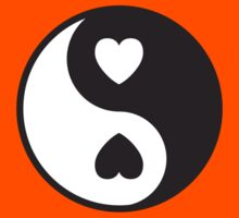 Ying Yang Hearts by LaundryFactory
