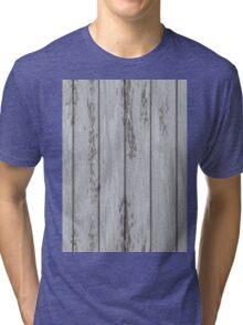 Wood Tri-blend T-Shirt