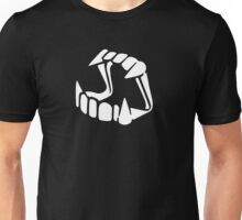 Glow in the dark Dracula Unisex T-Shirt