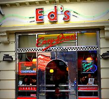 Ed's Easy Diner - Soho by Ed Sweetman