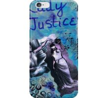 Lady Justice iPhone Case/Skin