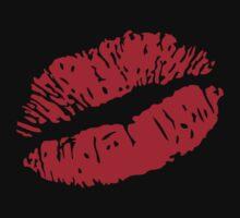 Lipstick on your T-Shirt Kids Tee