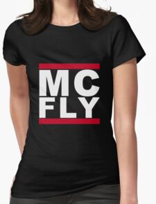 MCFLY       M - C   F - L - Y Womens Fitted T-Shirt