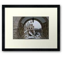 Budapest Hungary Framed Print