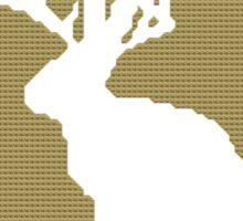 Rabbit Design Sticker