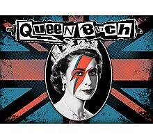 Queen Bitch Photographic Print
