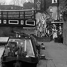 Regents Canal, London by John Callaway