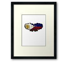Philippines! Framed Print