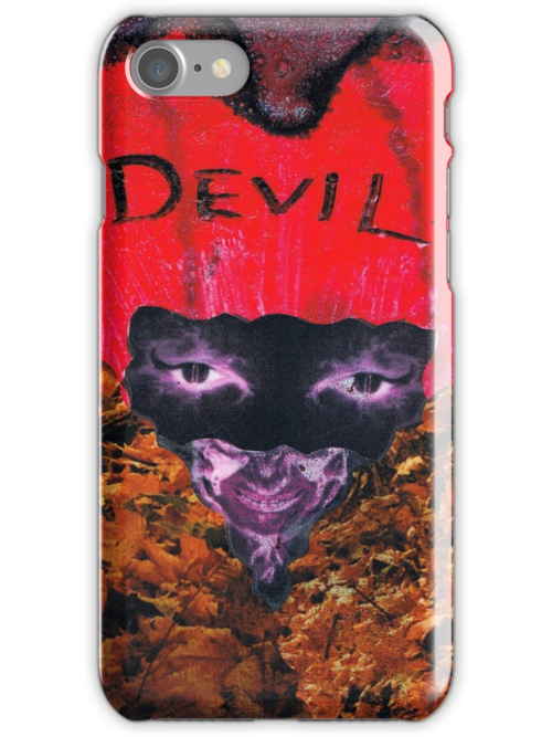 The Devil Himself by Treyce Montoya
