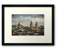 Lugo Framed Print