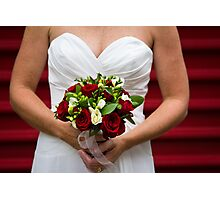 love and marriage Photographic Print
