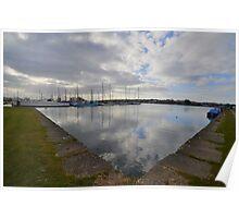 Lancashire: Glasson Dock Poster