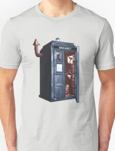 Doctor Who Gives A Sh!t. T-Shirt