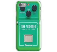 Tube Screamer iPhone Case/Skin