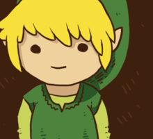 Missing Link Sticker