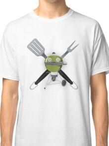 Grill Master - Green Classic T-Shirt