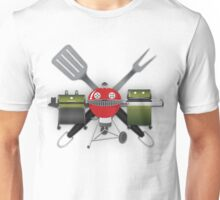 Grill Master - Combo1 Unisex T-Shirt