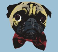 Dicky Pug by digihill