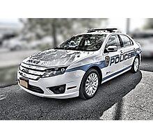 DSNY Police Photographic Print
