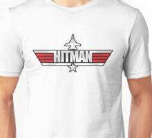 Custom Top Gun Style - Hitman Unisex T-Shirt