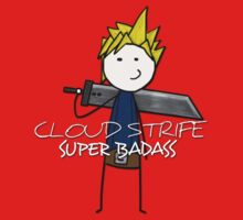 Cloud Strife - Super Badass by RichSC