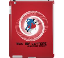Men of Letters iPad Case/Skin