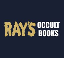 Ray's Occult Books One Piece - Short Sleeve