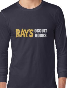 Ray's Occult Books Long Sleeve T-Shirt