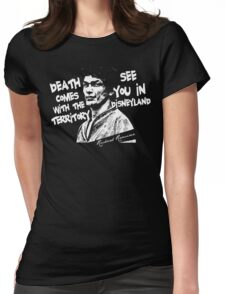 Ramirez Signature Series! Womens Fitted T-Shirt