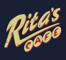 Rita's Cafe by Ki Rogovin