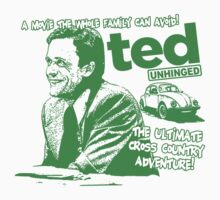 Ted Unhinged! by Graphix247