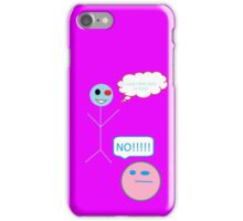 CRAY-CRAY iPhone Case/Skin