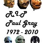 Paul Gray by Clayt0n