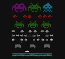 Christmas Invaders Unisex T-Shirt