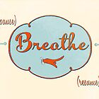 Pause, Breathe, Resume. by fourcrowsart