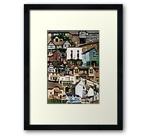 Pubs of Herefordshire Framed Print