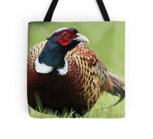March of the Pheasant Tote Bag