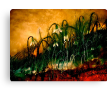 The Rapture of Life... Canvas Print