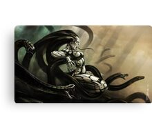 Medusa Rising Canvas Print