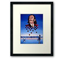 Remembering Dali Framed Print